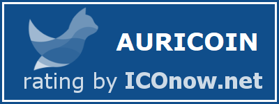 AURICOIN ICO Rating
